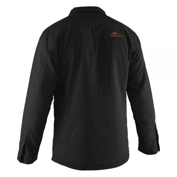 Dawnpatrol Jacket Black B Web