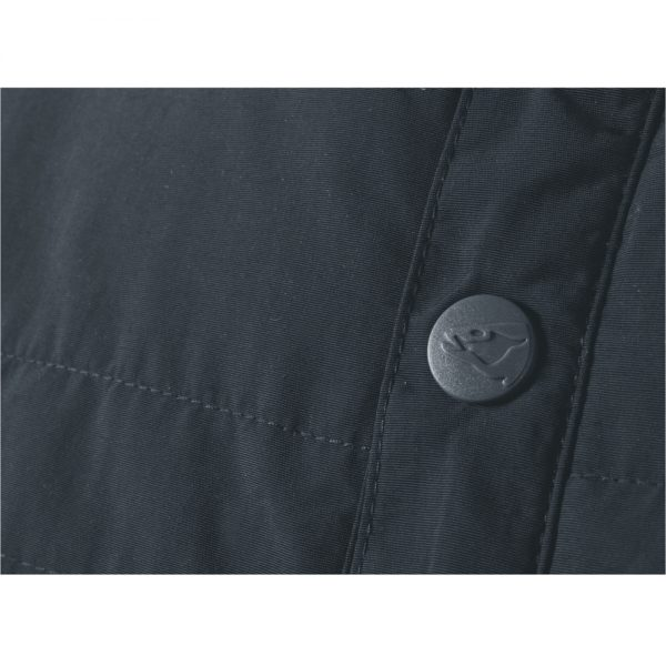 Dawn Patrol Jacket Detail Dark Slate