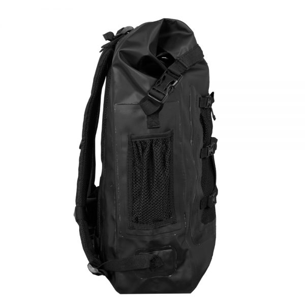 Rum Runner Backpack Side