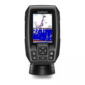 Eholote Garmin Striker 4 GPS