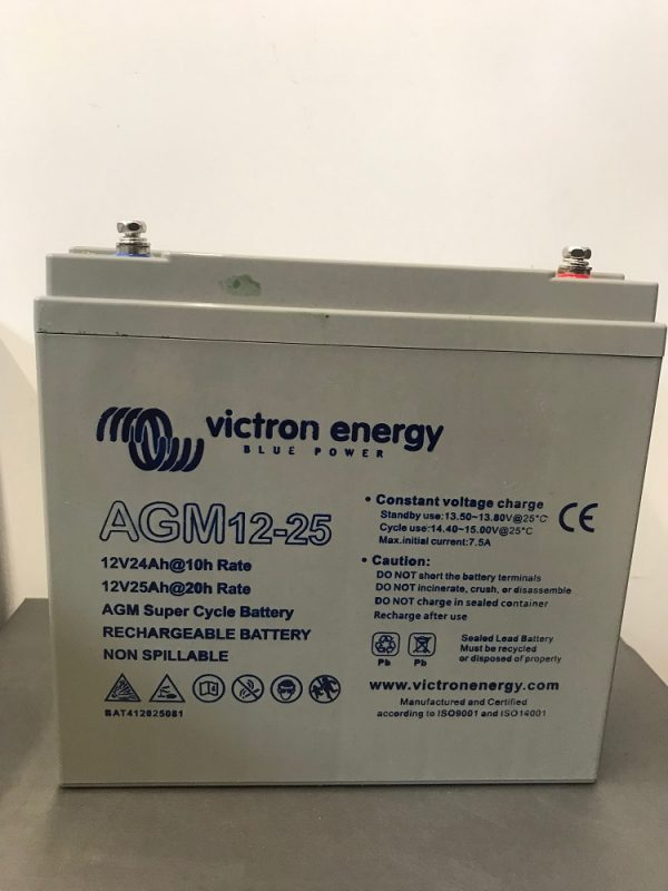 Victron Energy AGM 12V 25Ah Super Cycle
