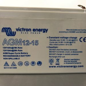 Victron Energy AGM 12V 15Ah Super Cycle