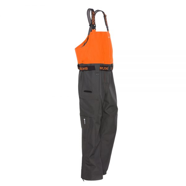 Gore Downrigger Orange Bibs 03