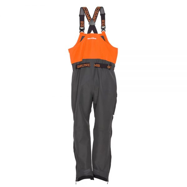 Gore Downrigger Orange Bibs 04