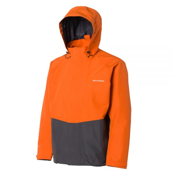Gore Downrigger Orange Hood 03