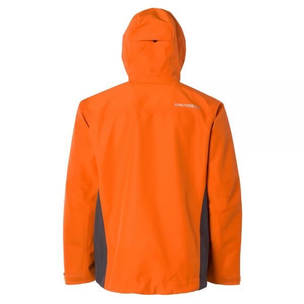 Gore Downrigger Orange Hood 04