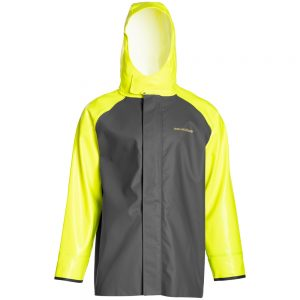 Hauler Jacket Yellow Front