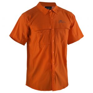 Hooksetter Shirt Orange A
