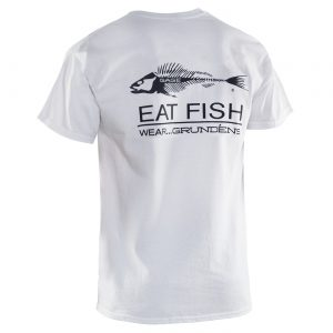 Eatfish Tshirt White B