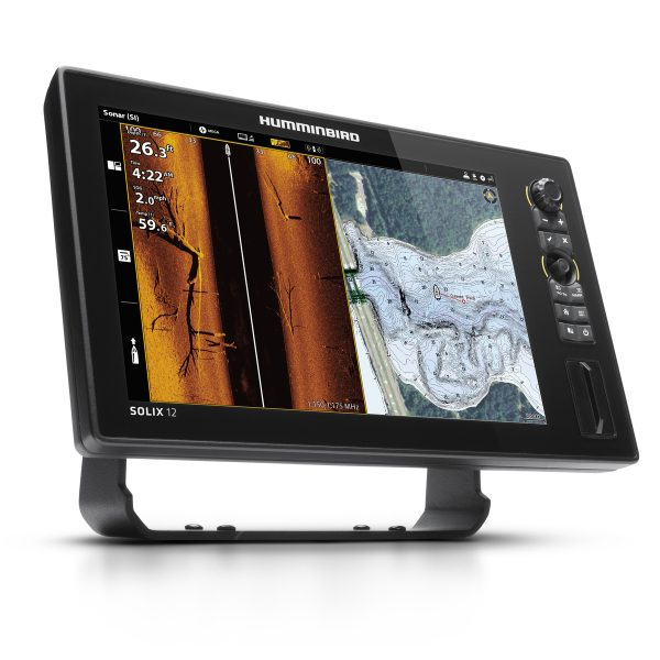 Eholote Humminbird Solix 12 Chirp Mega Si+ G3 Touch