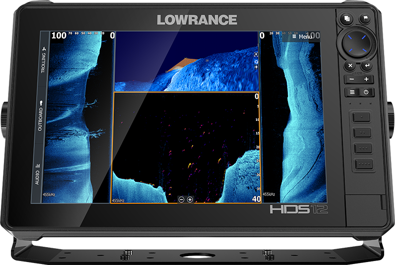 Lowrance Hds 12 Live With Active Imaging 3 In 1 Tm Transducer 000 14431 001 4606 P