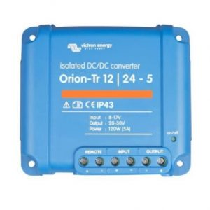 Victron Energy Orion Tr 12 24 15a (360w) Isolated Dc Dc Converter
