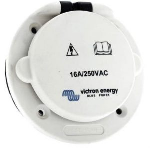 Victron Power Intel Polyamid With Cover 16a 250vac (2p 3w)